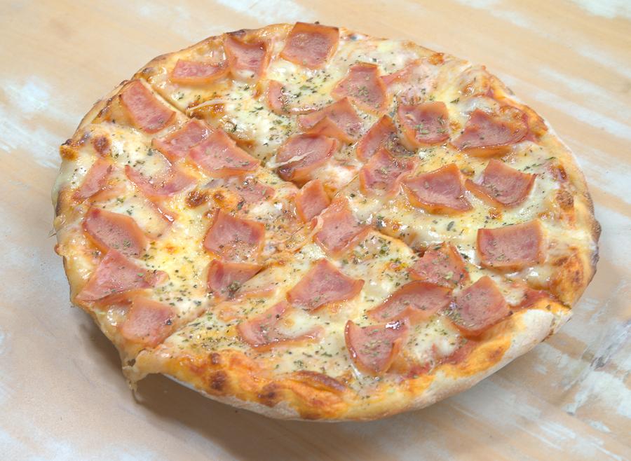 jamon y queso pimientos