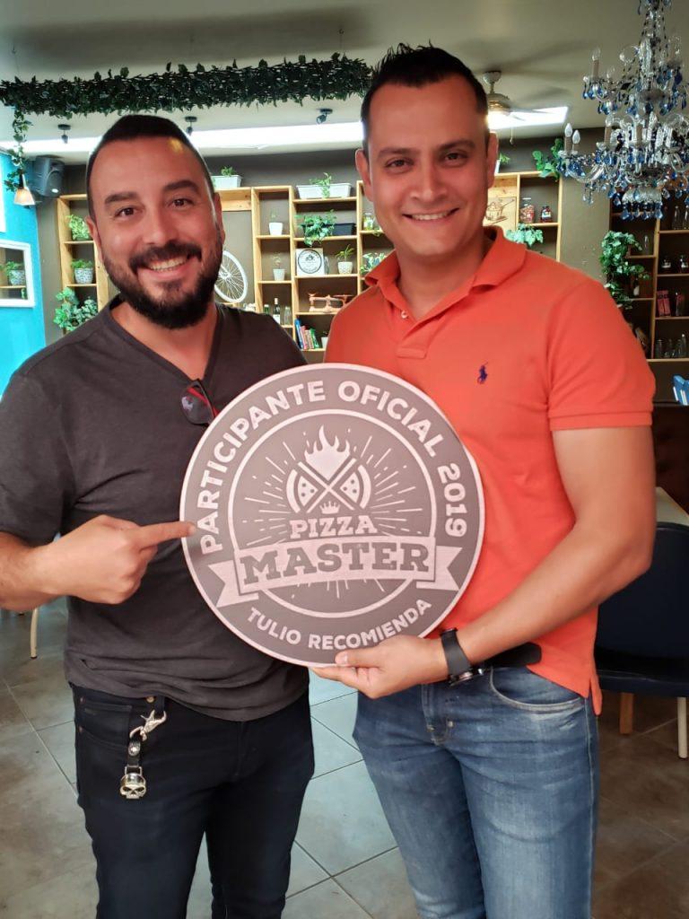 pizza master 2019